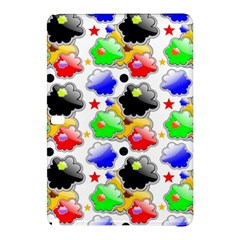 Pattern Background Wallpaper Design Samsung Galaxy Tab Pro 10 1 Hardshell Case