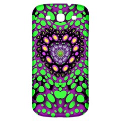 Dots And Very Hearty Samsung Galaxy S3 S Iii Classic Hardshell Back Case