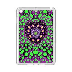 Dots And Very Hearty Ipad Mini 2 Enamel Coated Cases
