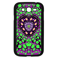Dots And Very Hearty Samsung Galaxy Grand Duos I9082 Case (black)