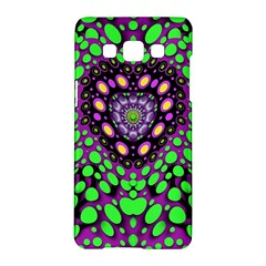 Dots And Very Hearty Samsung Galaxy A5 Hardshell Case