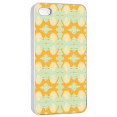 Sun Burst Apple Iphone 4/4s Seamless Case (white)