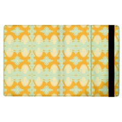 Sun Burst Apple Ipad 2 Flip Case