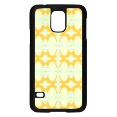 Sun Burst Samsung Galaxy S5 Case (black)