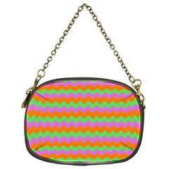 Tropical Dream State Chain Purses (one Side)