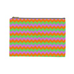 Tropical Dream State Cosmetic Bag (large)