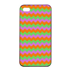 Tropical Dream State Apple Iphone 4/4s Seamless Case (black)