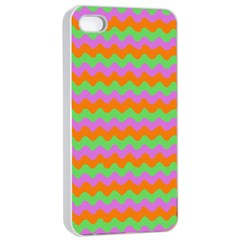 Tropical Dream State Apple Iphone 4/4s Seamless Case (white)