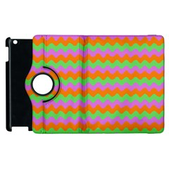 Tropical Dream State Apple Ipad 2 Flip 360 Case
