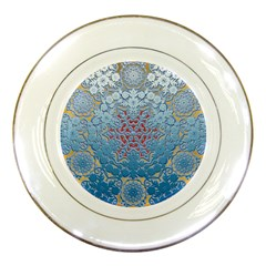 Pattern Background Pattern Tile Porcelain Plates