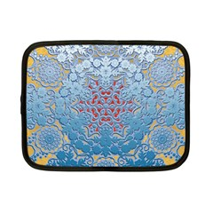Pattern Background Pattern Tile Netbook Case (Small)