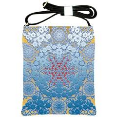 Pattern Background Pattern Tile Shoulder Sling Bags