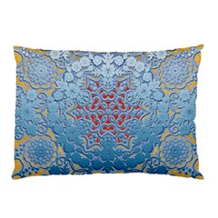 Pattern Background Pattern Tile Pillow Case (Two Sides)