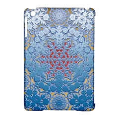 Pattern Background Pattern Tile Apple Ipad Mini Hardshell Case (compatible With Smart Cover)