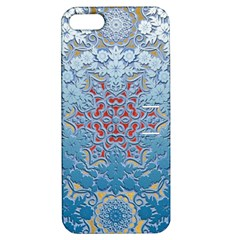 Pattern Background Pattern Tile Apple iPhone 5 Hardshell Case with Stand