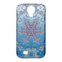 Pattern Background Pattern Tile Samsung Galaxy S4 Classic Hardshell Case (pc+silicone)