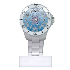 Pattern Background Pattern Tile Plastic Nurses Watch