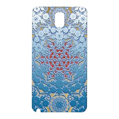 Pattern Background Pattern Tile Samsung Galaxy Note 3 N9005 Hardshell Back Case