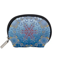 Pattern Background Pattern Tile Accessory Pouches (small)