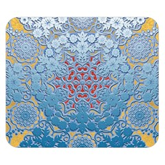 Pattern Background Pattern Tile Double Sided Flano Blanket (small)