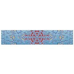 Pattern Background Pattern Tile Flano Scarf (Small)