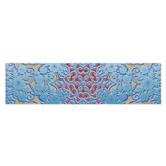 Pattern Background Pattern Tile Satin Scarf (oblong)
