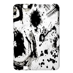 Pattern Color Painting Dab Black Kindle Fire Hd 8 9
