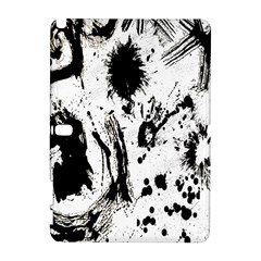 Pattern Color Painting Dab Black Galaxy Note 1