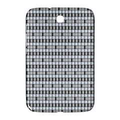 Pattern Grid Squares Texture Samsung Galaxy Note 8.0 N5100 Hardshell Case