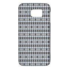 Pattern Grid Squares Texture Galaxy S6