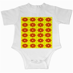 Pattern Design Graphics Colorful Infant Creepers