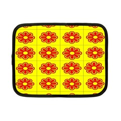 Pattern Design Graphics Colorful Netbook Case (Small)