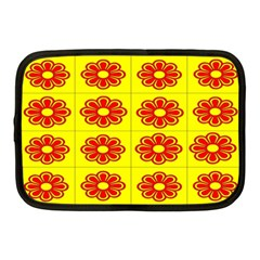 Pattern Design Graphics Colorful Netbook Case (Medium)