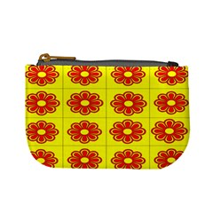 Pattern Design Graphics Colorful Mini Coin Purses