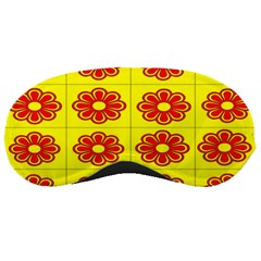 Pattern Design Graphics Colorful Sleeping Masks