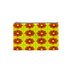 Pattern Design Graphics Colorful Cosmetic Bag (Small)