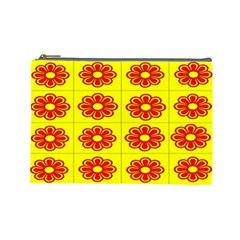 Pattern Design Graphics Colorful Cosmetic Bag (Large)