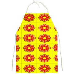 Pattern Design Graphics Colorful Full Print Aprons