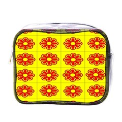 Pattern Design Graphics Colorful Mini Toiletries Bags