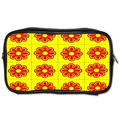Pattern Design Graphics Colorful Toiletries Bags
