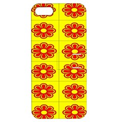 Pattern Design Graphics Colorful Apple Iphone 5 Hardshell Case With Stand