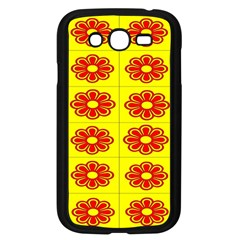 Pattern Design Graphics Colorful Samsung Galaxy Grand DUOS I9082 Case (Black)