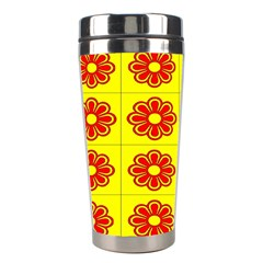 Pattern Design Graphics Colorful Stainless Steel Travel Tumblers
