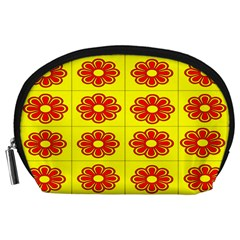 Pattern Design Graphics Colorful Accessory Pouches (large)