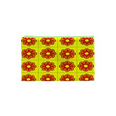 Pattern Design Graphics Colorful Cosmetic Bag (XS)