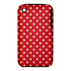 Pattern Felt Background Paper Red Iphone 3s/3gs