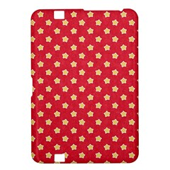 Pattern Felt Background Paper Red Kindle Fire Hd 8 9