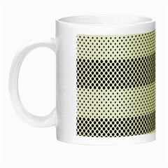 Pattern Half Tone Night Luminous Mugs
