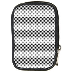 Pattern Half Tone Compact Camera Cases
