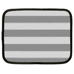 Pattern Half Tone Netbook Case (xl)